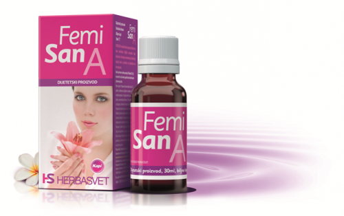 Femisan A kapi 30 ml