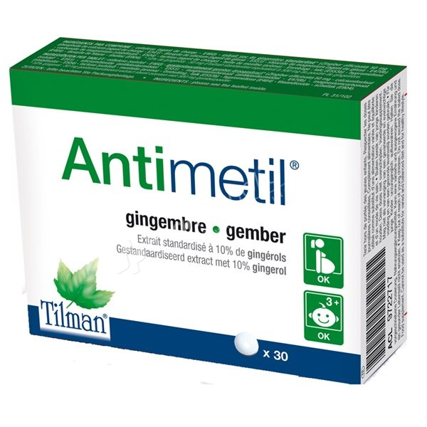 ANTIMETIL 30 tableta