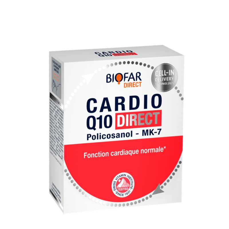 BIOFAR CARDIO Q10 DIRECT 14 kesica