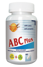 NATURAL WEALTH ABC PLUS MULTIVITAMINSKA FORMULA 100 TABLETA
