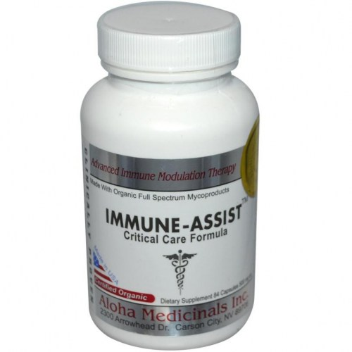 Aloha Immune assist critical care