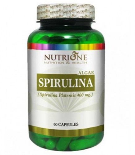 Spirulina nutrition health