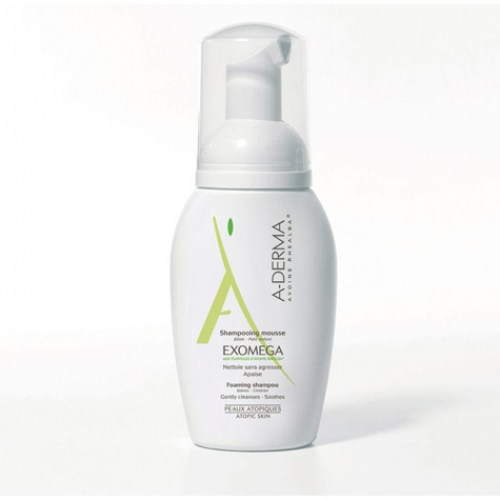 A-Derma Exomega  sampon 125 ml