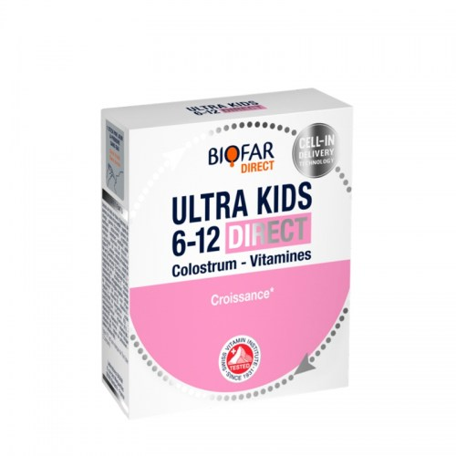 Ultra kids 6-12 direct colostrum