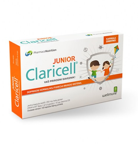 Claricell junior kapsule