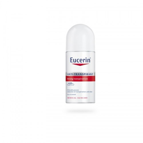 Eucerin Antiperspirant Strong Roll-On  50 ml