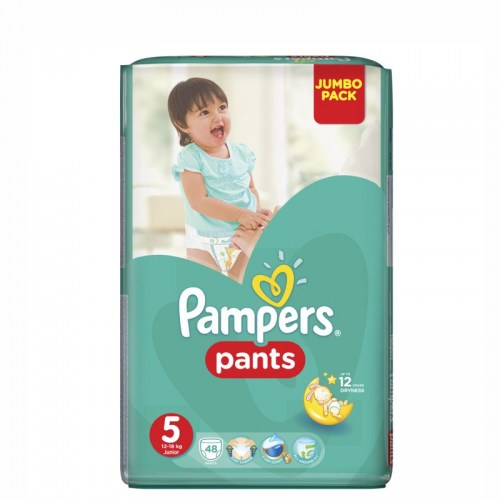 pampers pants 5, 48 kom
