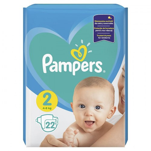 Pampers active baby 2  4-8 kg