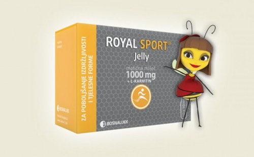 Royal sport jelly