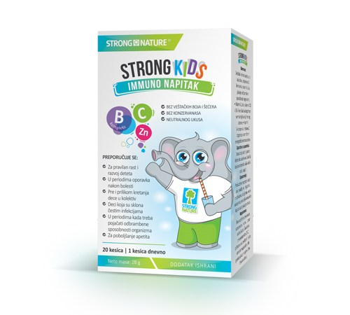Strong kids immuno napitak