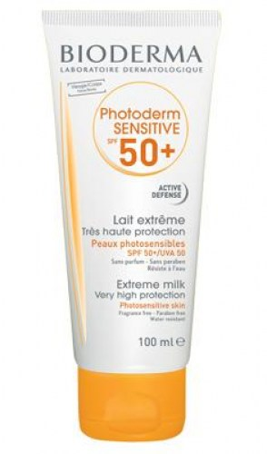 bioderma photoderm sensitive spf50