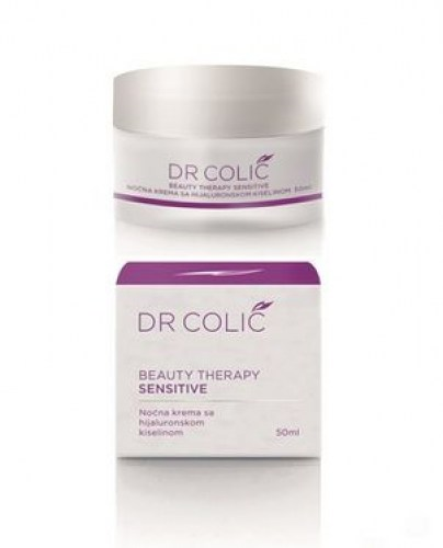 Dr Colić Sensitive noćna nega  50ml
