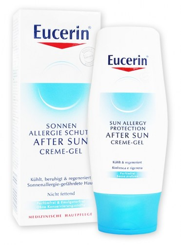 eucerin sun krem gel after sun