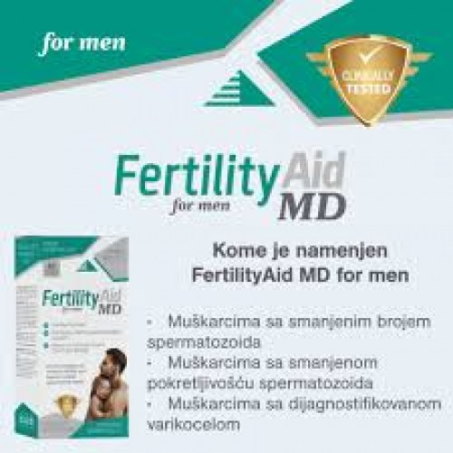 Fertility aid md za muskarce