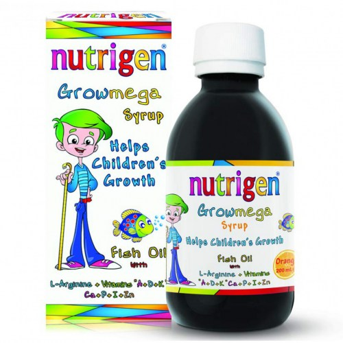 Nutrigen Growmega sirup