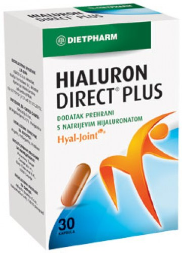 Hialuron direct plus kapsule