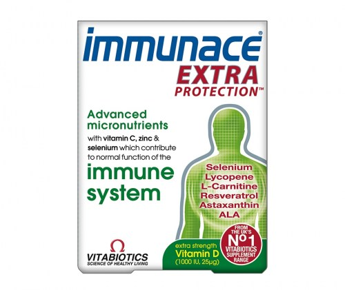 Immunace extra protection