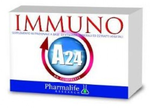 Immuno A24 tablete - Pharmalife