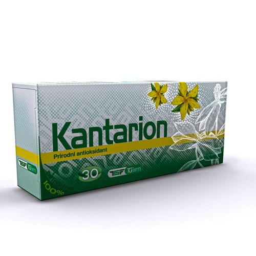 Kantarion tablete