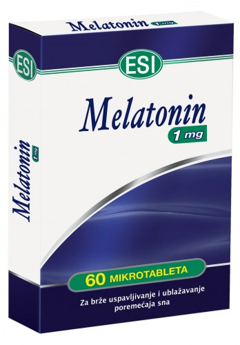 Melatonin 60 kapsula