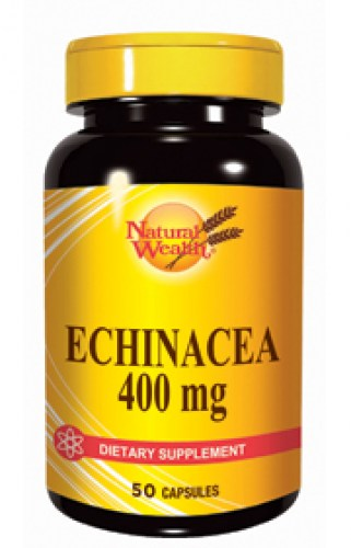 Natural Wealth Ehinacea kapsule