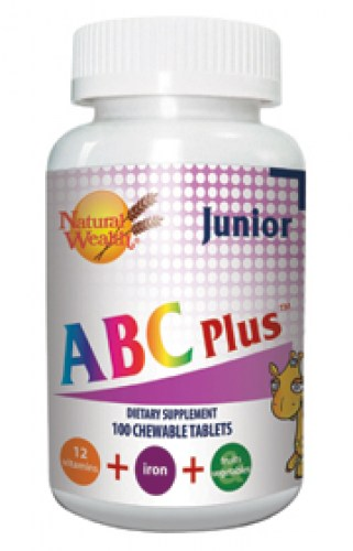 natural wealth abc junior tablete