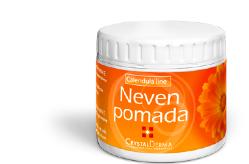 Neven pomada 185 ml - Crystal Derma