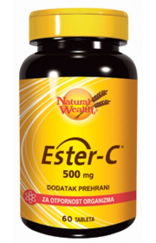 Natural Wealth Ester-C tablete