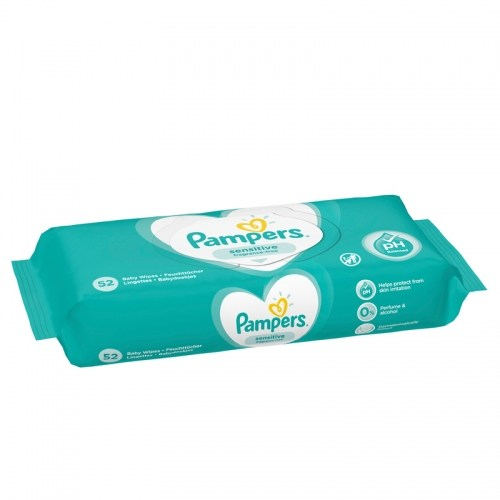 Pampers sensitive vlazne maramice