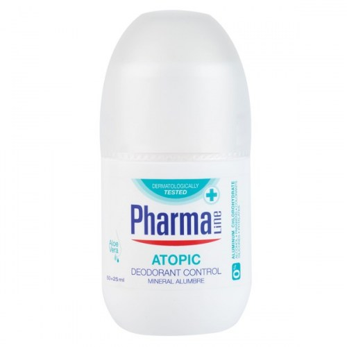 Pharmaline atopic ph 5.5 deo roll on