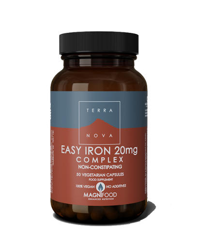 Terranova easy iron 20mg