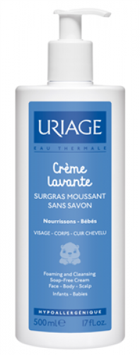 Uriage bebe creme lavante 400 ml